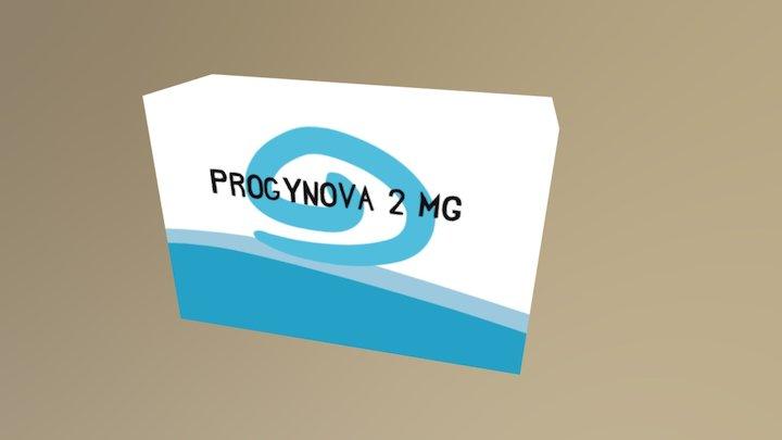 progynova 3D Model