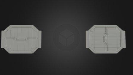 API Annotation Trigger Testing 3D Model