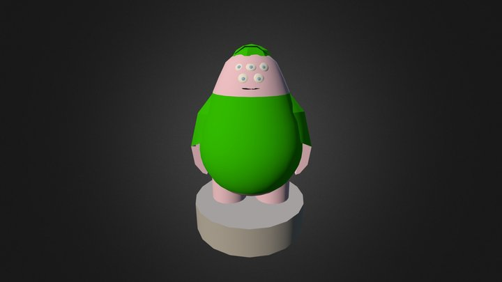 Mont 3D Model