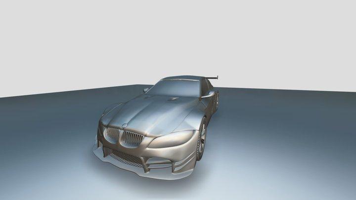 BMW final 3D Model