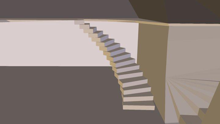 Pyramid 1 3D Model