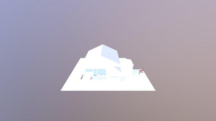 Haus 3D Model