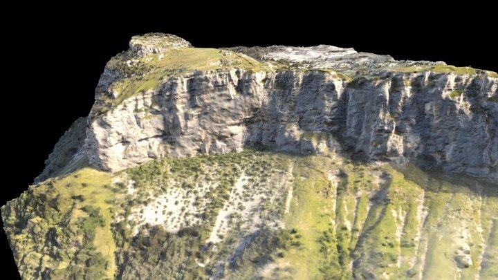Parmelan Annecy Drone Photogrammétrie 3D Model