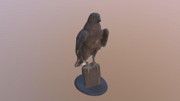 Spicy Bird Model 3D Model