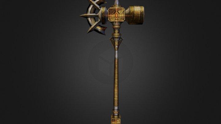 Hammer 110 3D Model