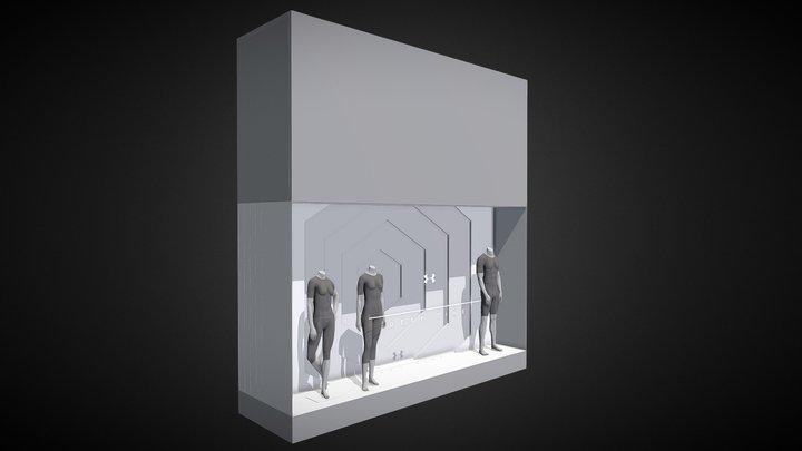 Rush Entry Window 3D Model