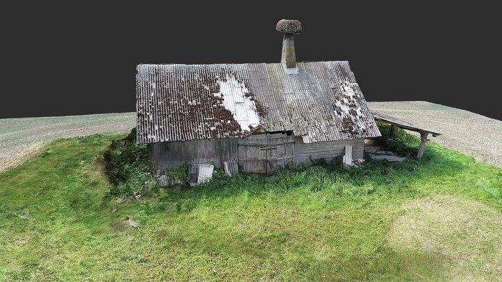 Abandoned nests 3D Model