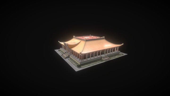 孫逸仙先生紀念館 3D Model