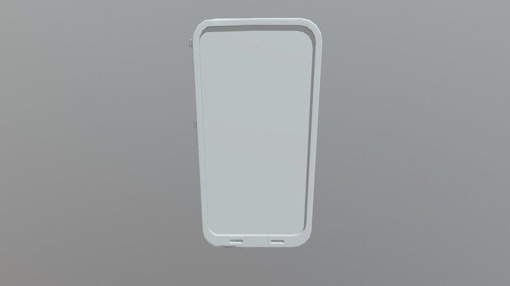 Cell Phone Case 3D Model