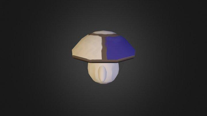 Foongus Shiny 3D Model