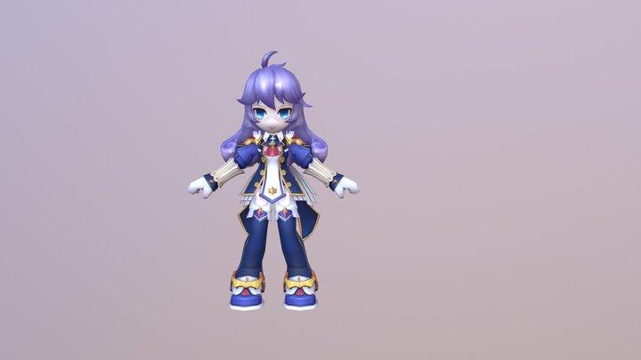 Edel - Major 3D Model