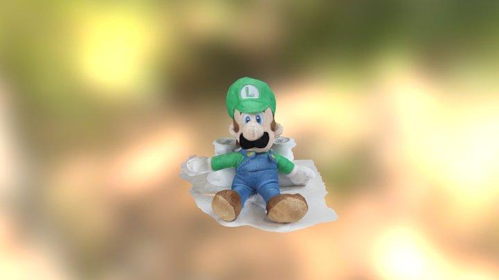 Luigi 3D Model