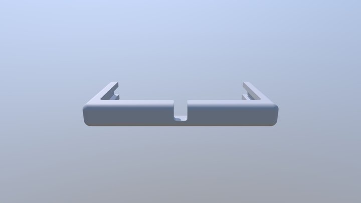 iPad mini wall mount 3D Model