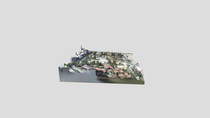 Normal detail 3D Model