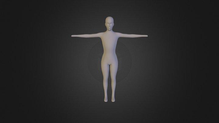 Selena<unfinished> 3D Model