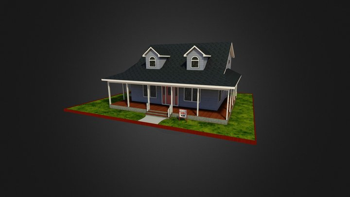 3392 Elmwood Beach Rd Middleville 3D Model