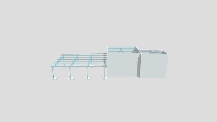20-014-MET-R00-DXF 3D Model