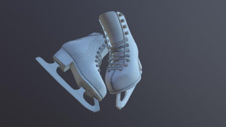 17_Skate-meshReady-FINAL-heart 3D Model