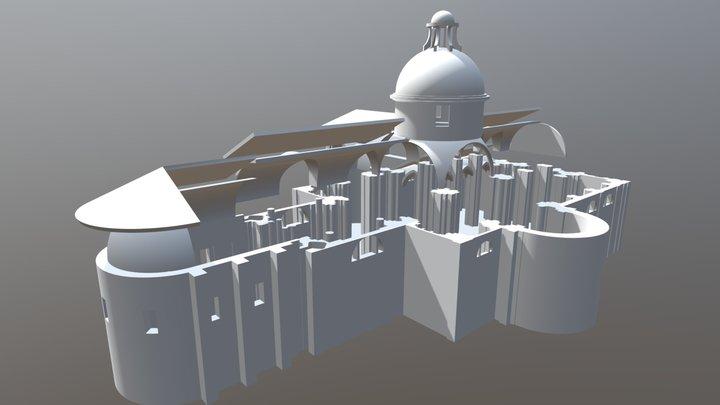 San Giorgio Maggiore 3D Model