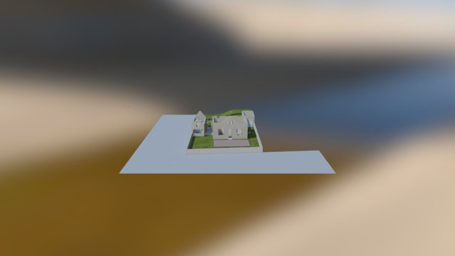 Pirou 3 3D Model