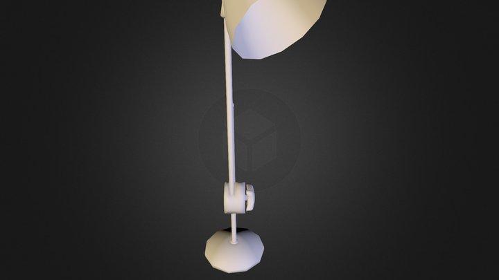 nachtllampje 3D Model