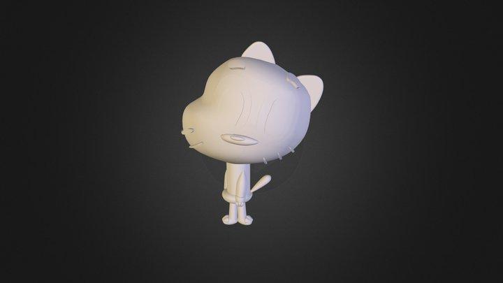 gumball 3D Model