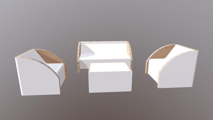 Pack Confort Eco 3D Model