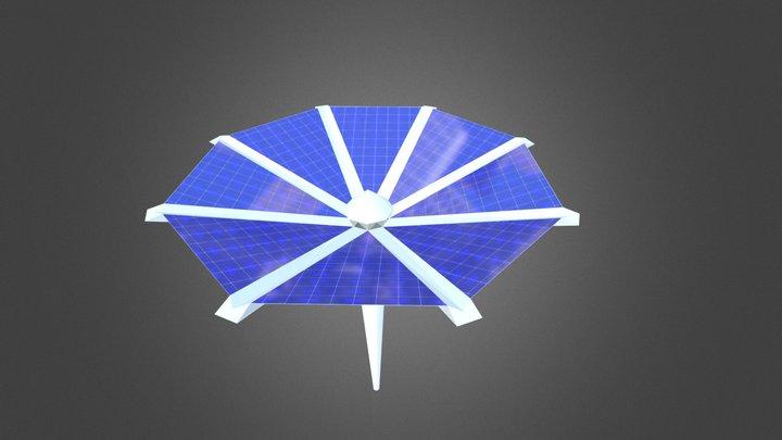 Umbrella Final 3D Model