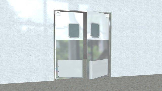 SCP-5_GRAY 3D Model
