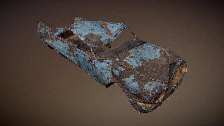 LOM CAR 3D Model