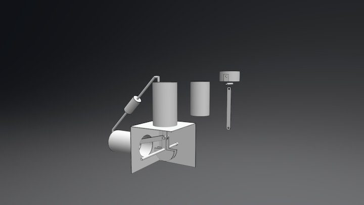 Striling 3D Model