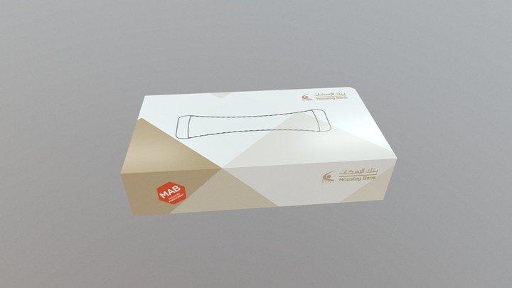 HB 001 3D Model