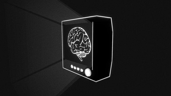 Mindless 3D Model