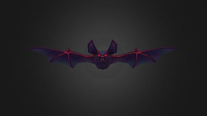 Bat.obj 3D Model