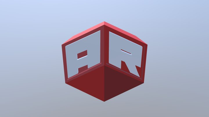 Rashid_Logo 3D Model