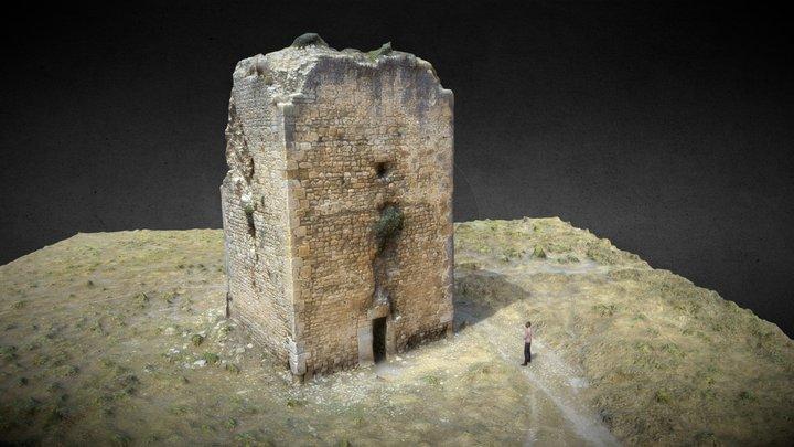 Torre de Lascuta 3D Model