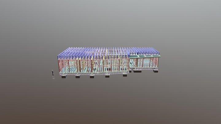 Seaford Signal 3D Model
