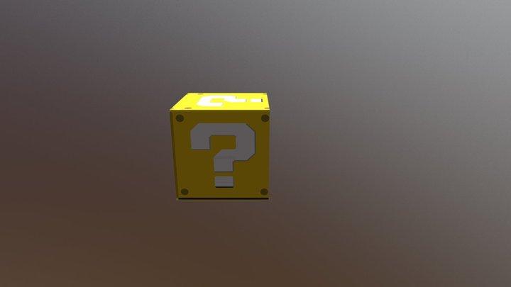 Caixa Mario 3D Model