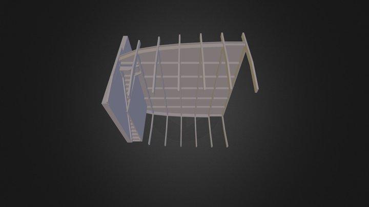 bozza fiera 3D Model