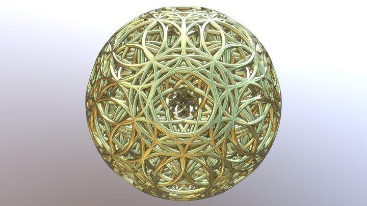 All Matter 6d Evo 3D Model