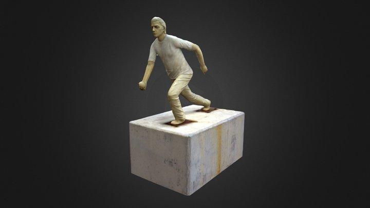 Monumento de Castalla 3D Model