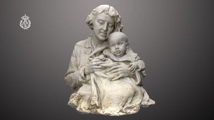 Maternidad 3D Model