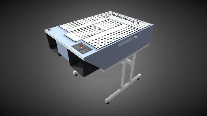 T-Shirt Folding Machine SK-1 3D Model