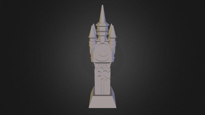 Mascotte de Nord-Pas de Calais, La Créativallée 3D Model