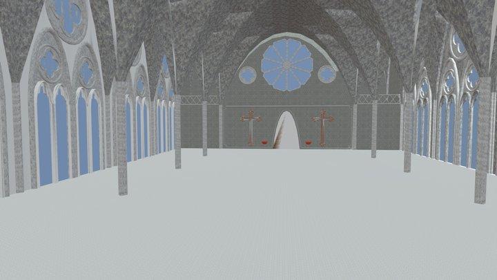Iglesia 3D Model