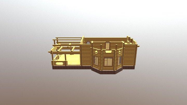 6н авангард разрез 2 3D Model