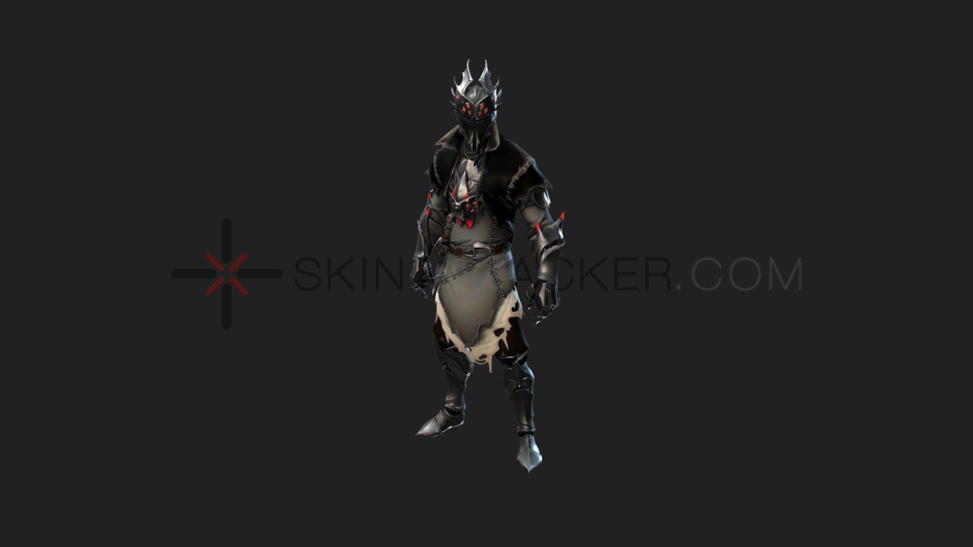 Fortnite Spider Knight 3d Model By Skin Tracker