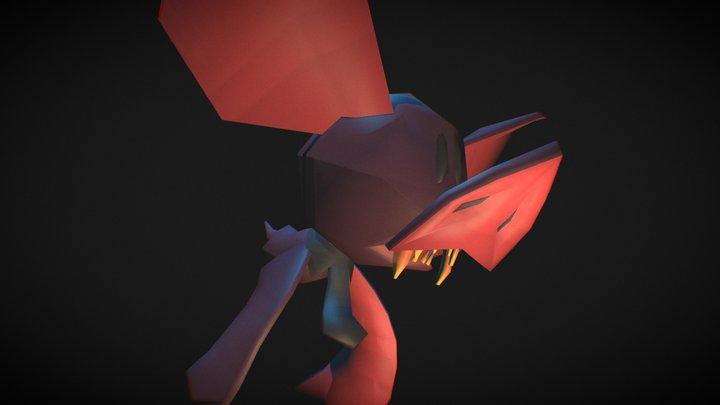 Morcegote 3D Model