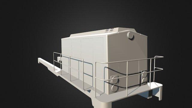 V100 3D Model
