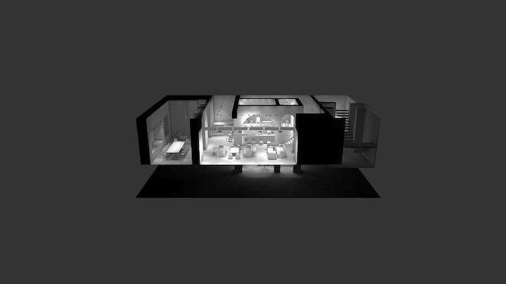 TESTAGI 3D Model